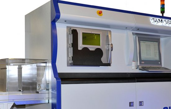 SLM produces 3D printing machines