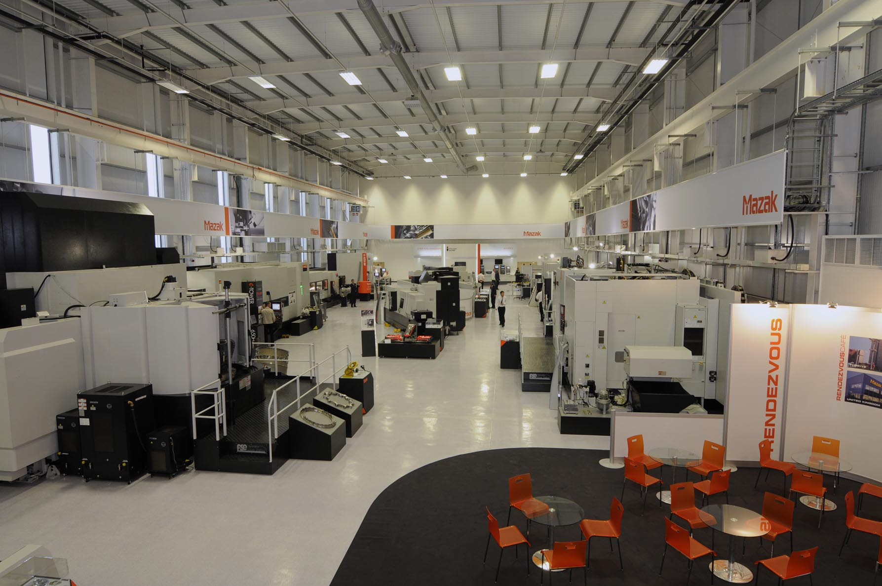 85% of machine tools made at Mzak Worcester are exported to Europe with Germany the main recipient