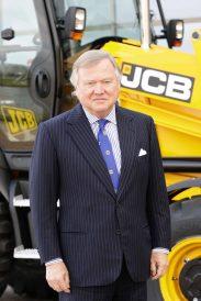 Lord Bamford, Chairman, JCB