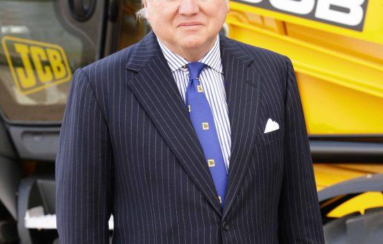 Lord Anthony Bamford, chairman, JCB.