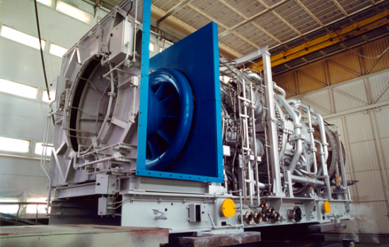A GE 6FA gas turbine efficiently supports the needs of mid-size project requiring 100-to-300 MW of power.