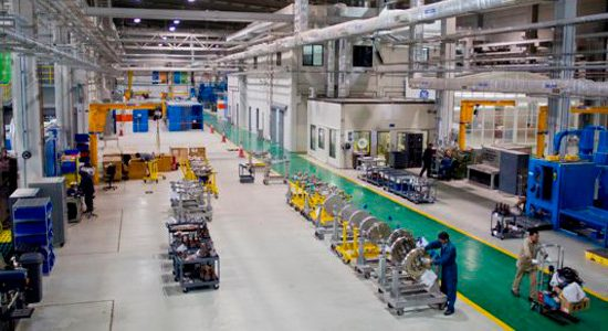GE will be investing $400m in a new facility in Greenville, South Carolina