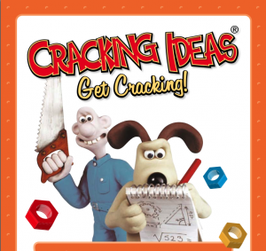 Wallace and Gromit Cracking Ideas competition.