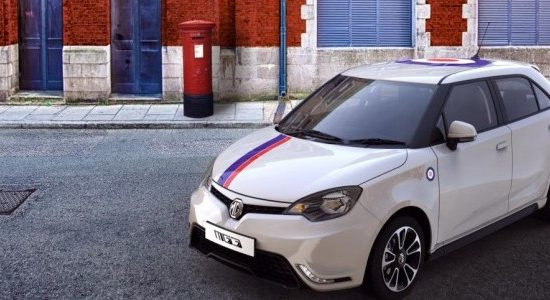 A large part of MG's recent success is due to the recent launch of the MG3 supermini