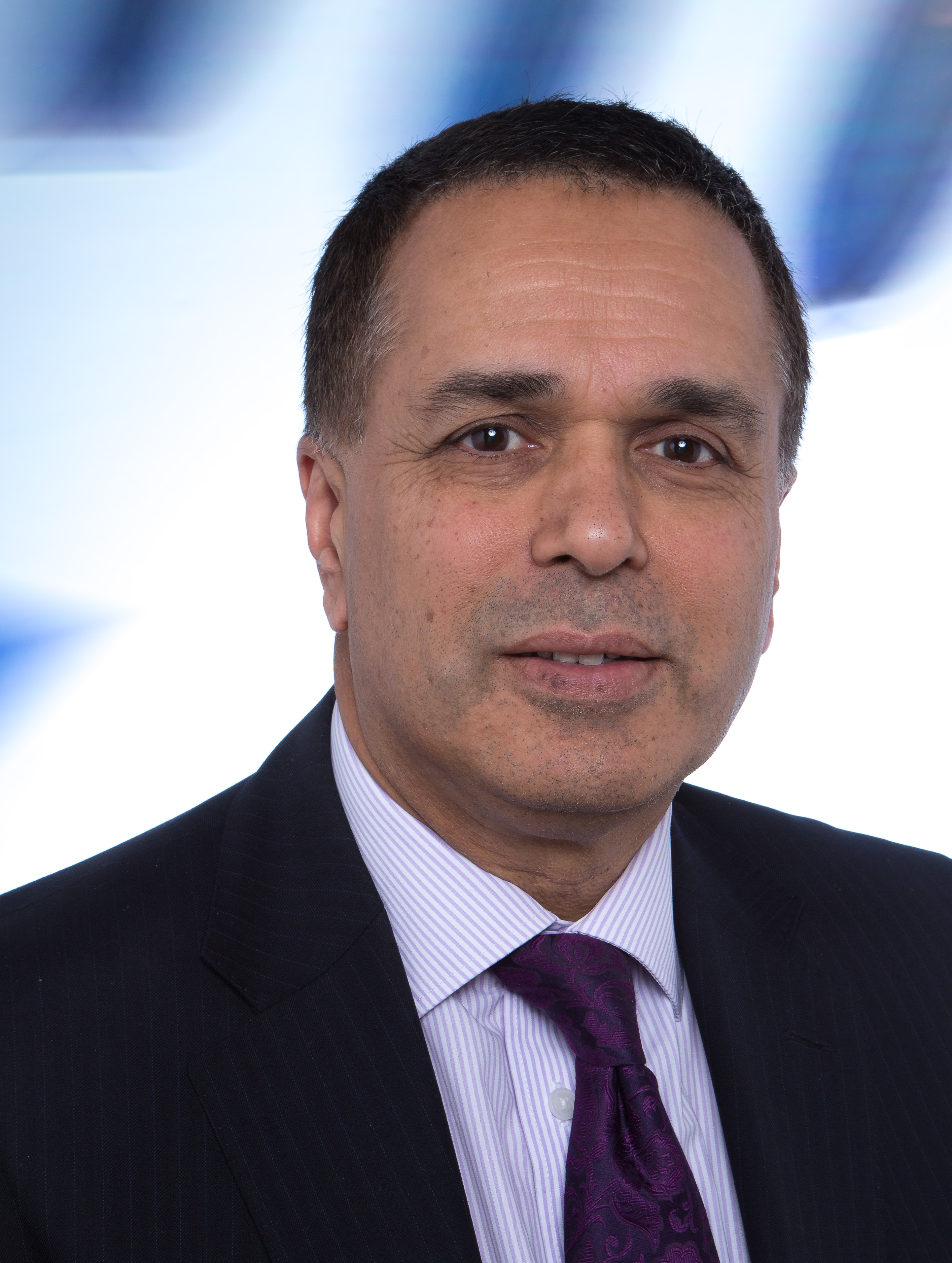 Dr Hamid Mughal, director of manufacturing, Rolls-Royce