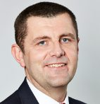 Charles Garfit, head of manufacturing (UK), Santander Corporate and Commercial Banking.