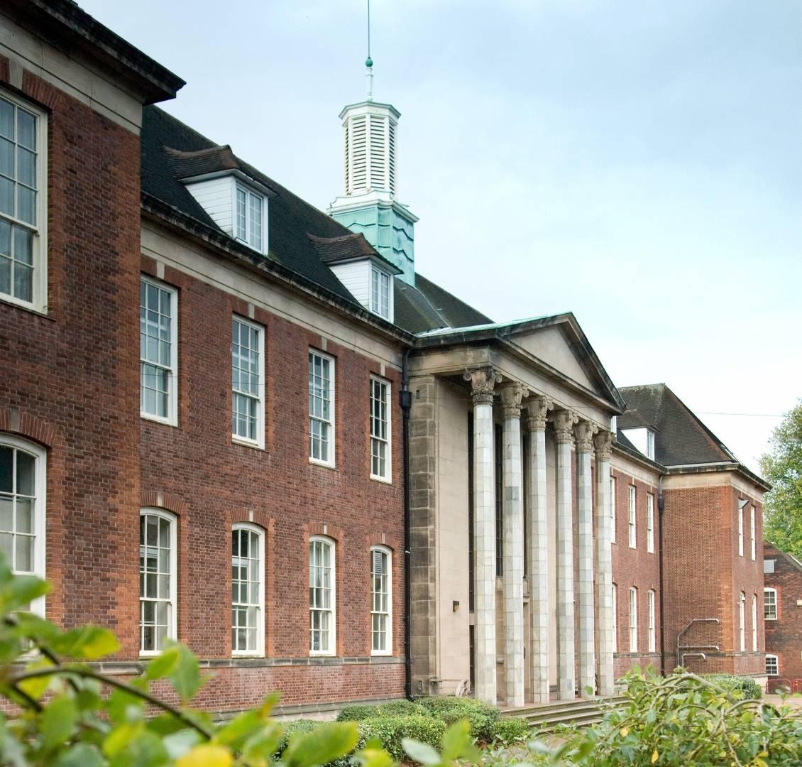 Lucideon's Stoke-on-Trent HQ