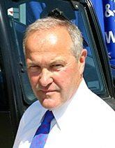Bernard Molloy, global logistics director for Unipart Logistics