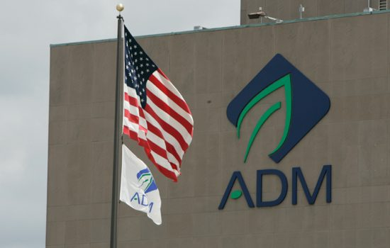 Archer Daniels Midland Corporate Offices - image courtesy of ADM.
