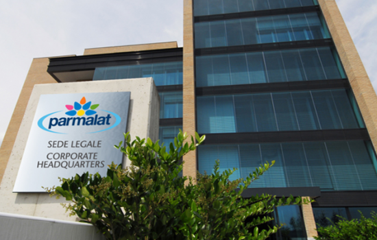 The Parmalat headquarters in Italy - image courtesy of Parmalat