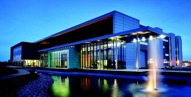 The Manufacturing Technology Centre (MTC) at Ansty Park, Coventry.