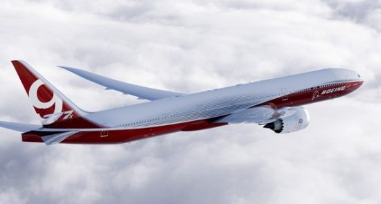 The 777X is Boeing's newest family of twin-aisle airplanes that builds on the 777.