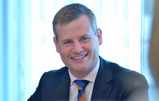John Leech, KPMG