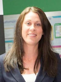 Cathie Hall, managing director, K3 Syspro