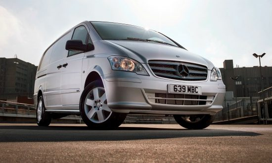 Mercedes-Benz Vans Celebrates Best Ever UK Performance