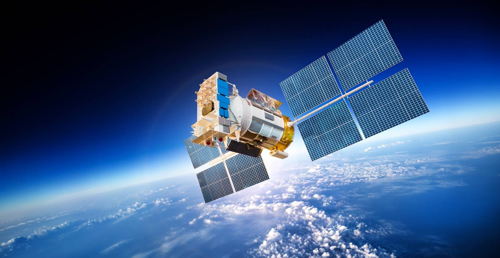 The global space technology and exploration market is worth approximately $314bn a year. Image courtesy of DPC.