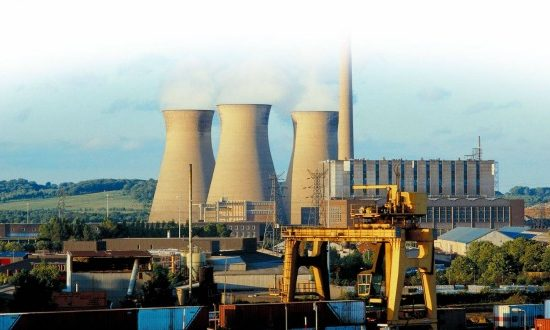UK is developing a nuclear new build programme