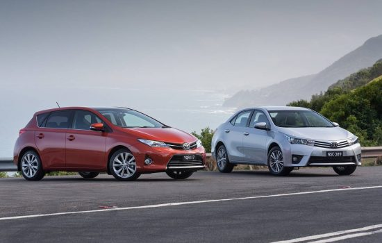 The Toyota Corolla topped the list of the best selling cars of 2014 in Australia.