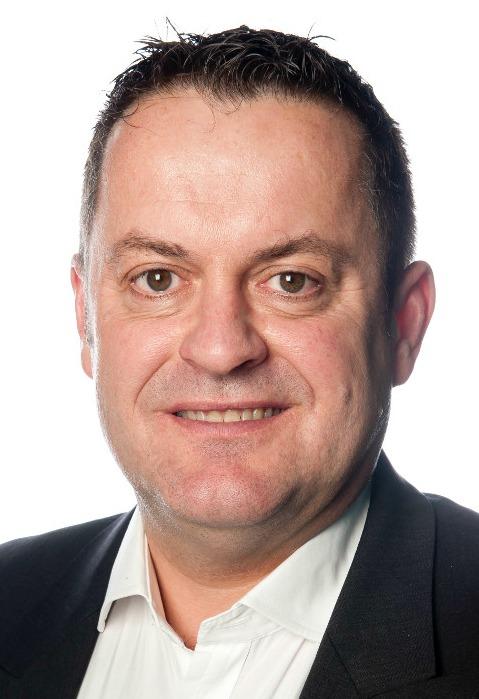 Steve Winder, VP UK & Eire, Epicor Software UK