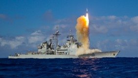 The Aegis Combat System is the US Navy's most advanced and complex weapon system - image courtesy of BAE System.