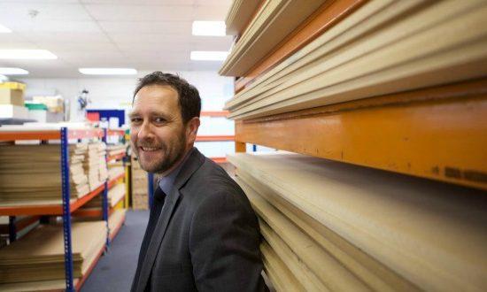 Dr Jeremy Hague, head of business development, Nottingham Trent University.