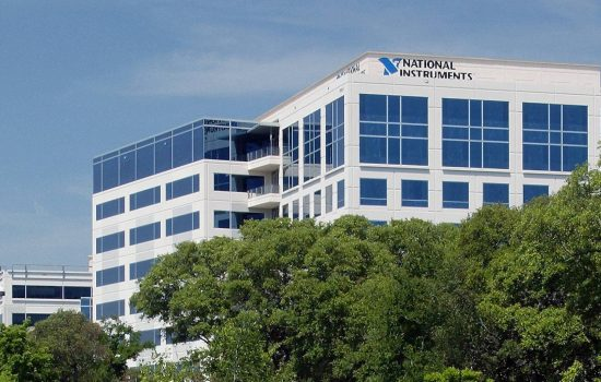 National Instruments HQ in Austin, Texas - image courtesy of National Instruments.