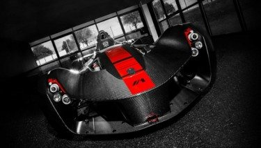BAC Mono - BAC proudly stays loyal to its British roots by using local suppliers whenever possible.