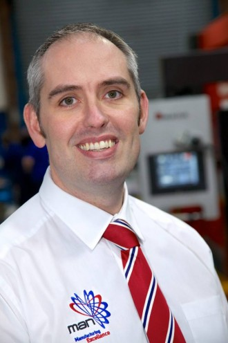 Rowan Crozier, CEO, Brandauer
