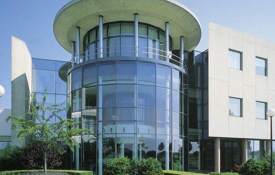 Daikin's European factory in Oostende Belgium