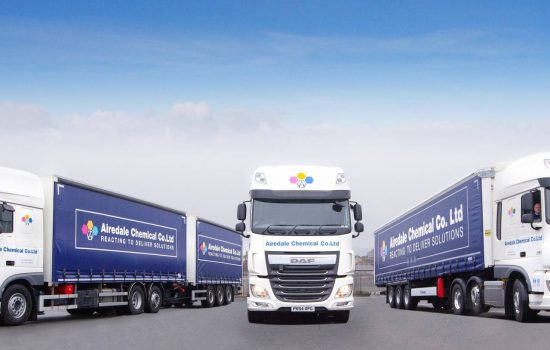 Airedale Chemical adds to distribution fleet