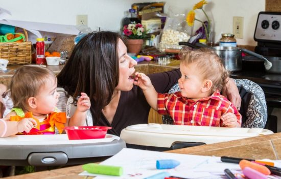 Child care support and paid parental leave continues to be a contentious topic