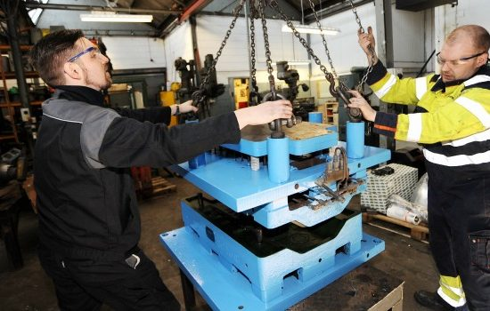 By the end of March, the machine return from Italy to be installed at Brunel University's AMCC.