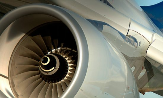 Rolls-Royce Trent 700 Engine