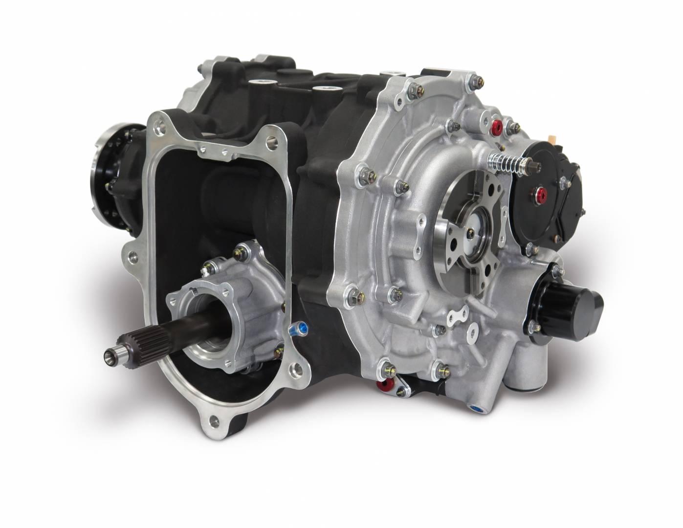 Xrtac's latest GT3 gearbox.
