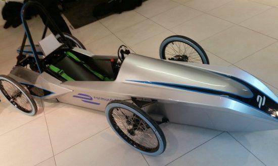 Greenpower Race Car