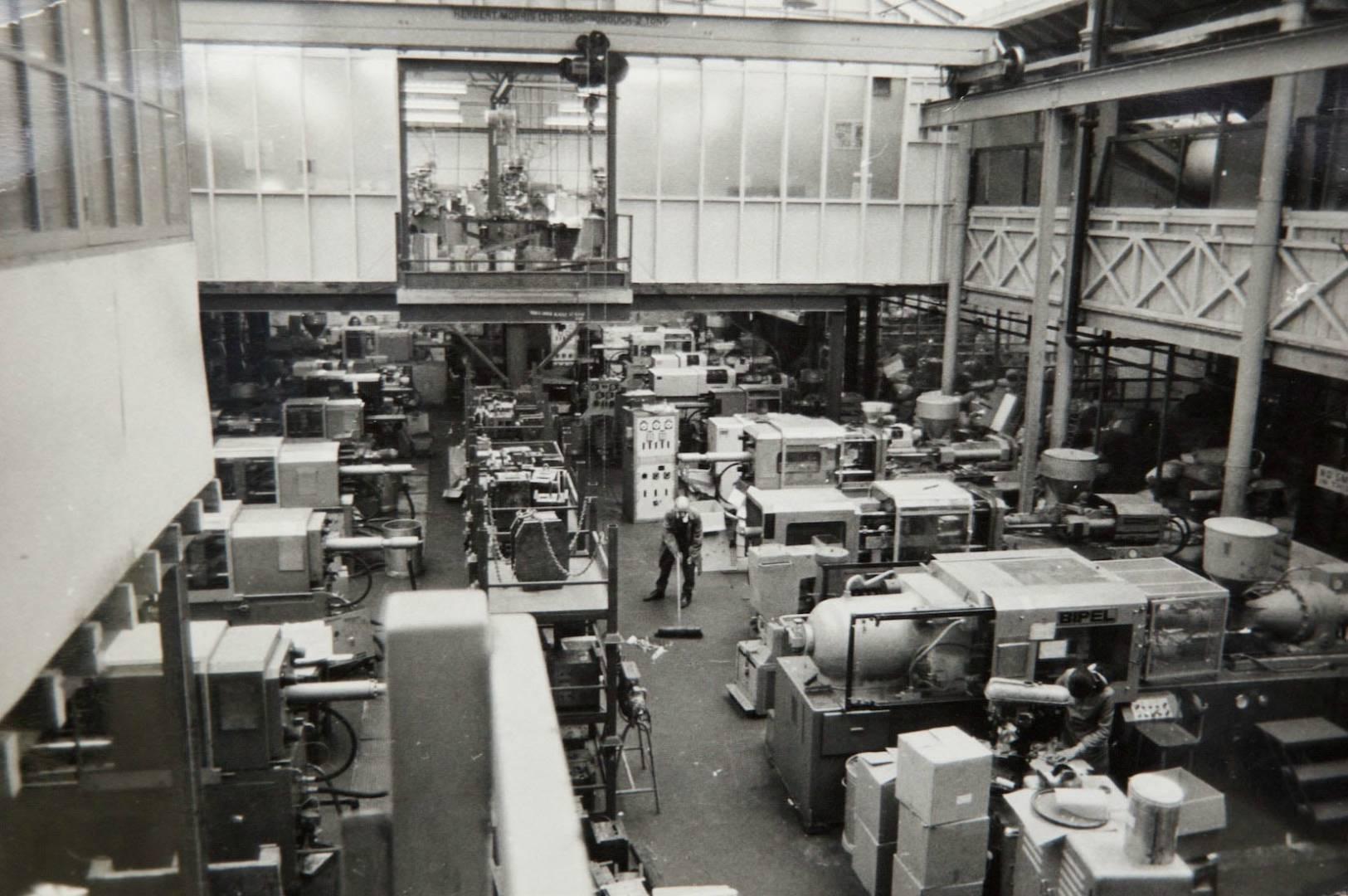 Barkley Plastics (old factory internal)