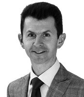 Mark Hunt OBE, President Group Captain, Institution of Mechanical Engineers.