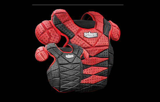 Schutt Sports Catcher's Gear - image courtesy of Schutt Sports.