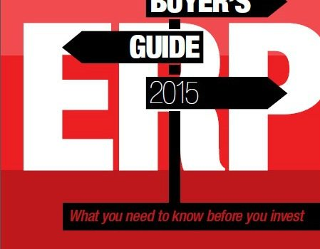 ERP Buyer's Guide 2015