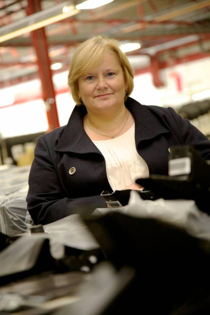 Rachel Eade, national automotive lead, Manufacturing Advisory Service (MAS).