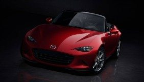 The New Mazda MX-5 which has commenced production in Japan and is expected in the US and Australia later in the year or in 2016. Image courtesy of Mazda.