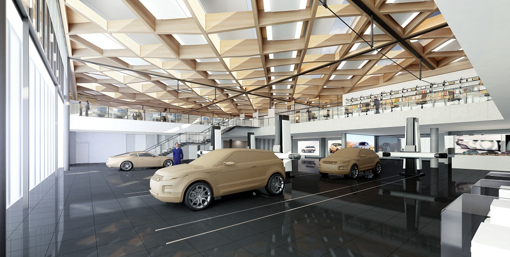 Jaguar Land Rover To Double Engineering And Design In Coventry