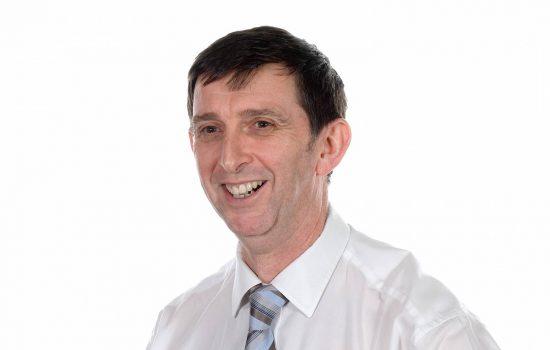 Stuart MacLachlan, head of R&D, Lucideon.