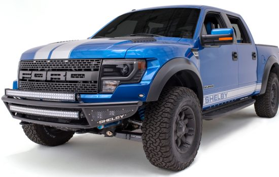 The Baja 700 represents Shelby's ultimate development for the Ford SVT Raptor platform with over 700hp via a Whipple supercharger system.