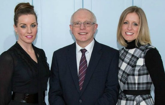 Image L to R: Laura McBrown, George McBrown and Kate Sharp (all G&B Electronic Designs Ltd).