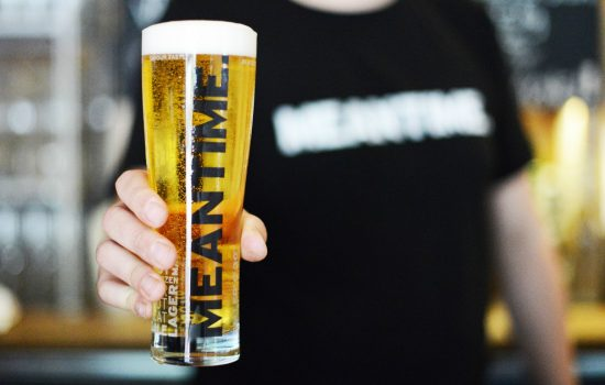 Volumes of beer sales at Meantime grew by 58% in 2014