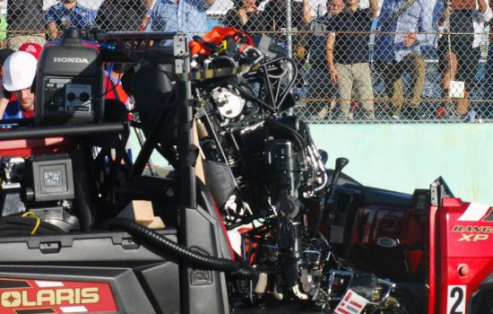 The Polaris Ranger will be used in the finals DARPA Robotics Challenge - image courtesy of Polaris.