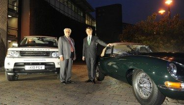 Professor Lord Bhattacharyya and Dr Ralf Speth (2)