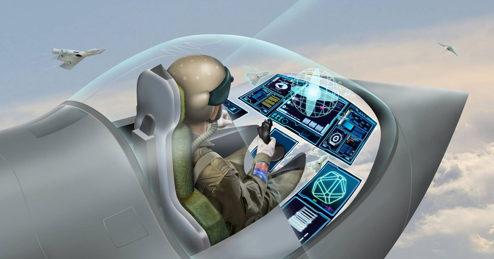 Future Mission Systems - Wearable Cockpit