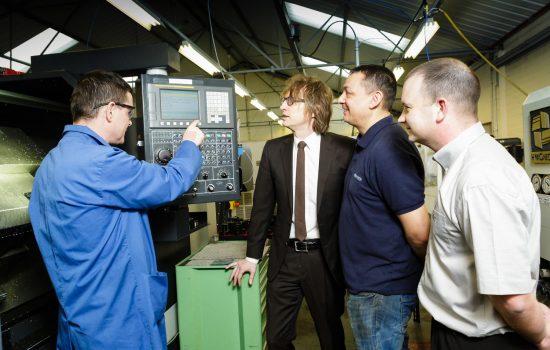 MTC experts showcase advanced manufacturing techniques